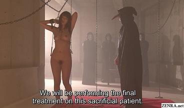 JAV CMNF Yui Hatano vs the Guy Fawkes crew Subtitles