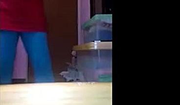 malay- tudung bulu lebat melancap 1