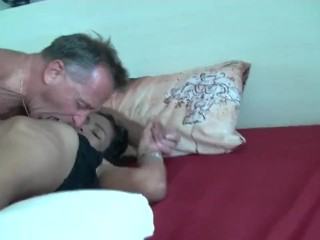Older man fuck Thailand girl
