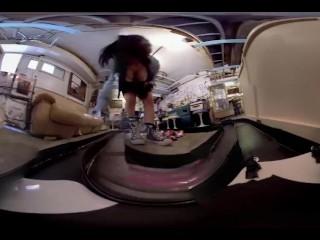 Hot cutie asian PORN VR - 360 Degrees - Episodes 1