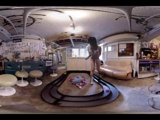 Hot cutie asian PORN VR - 360 Degrees - Episodes 2